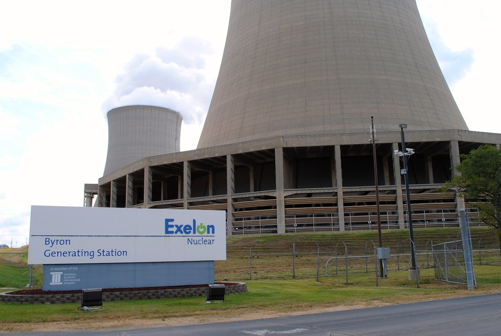 Exelon power plant