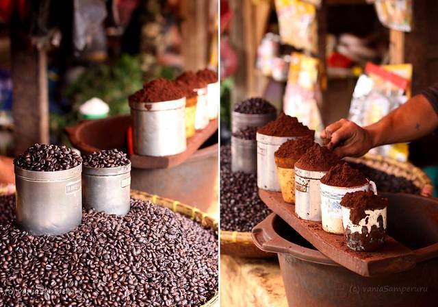 Toraja Coffee Beans