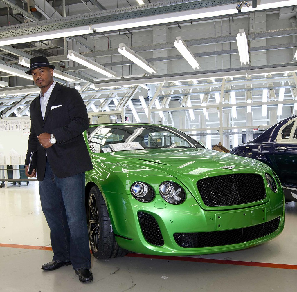 Bentley Factory Tour In Crewe England Flickr