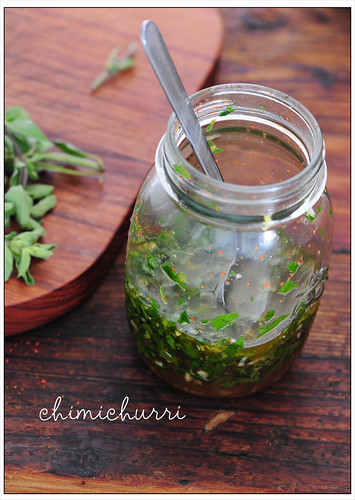 chimichurri | by jules:stonesoup
