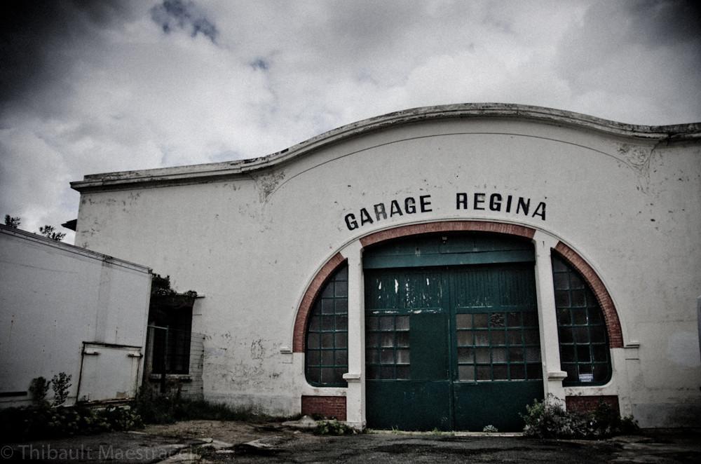 Garage abandonn coquillage thibault c maestracci flickr - Garage thibault pontlevoy ...