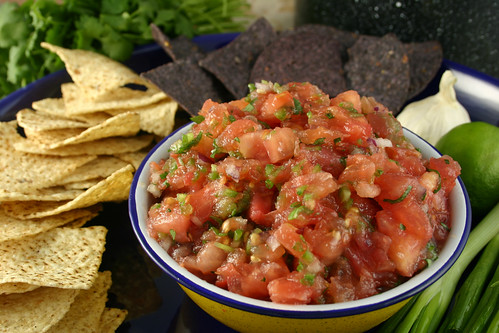 Glory Foods Fresh Tomato Salsa | by Glory Foods