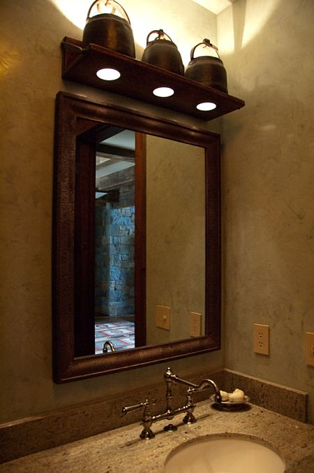 Powder Room Lighting Design