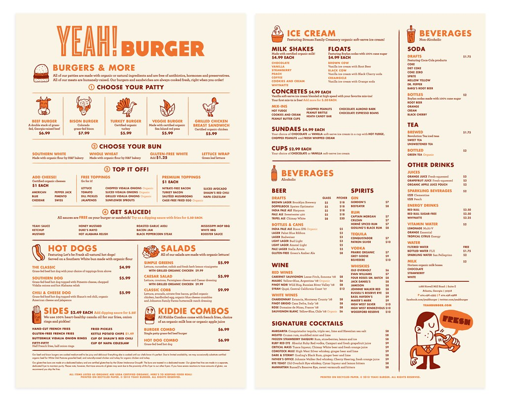 New Yeah Burger Restaurant