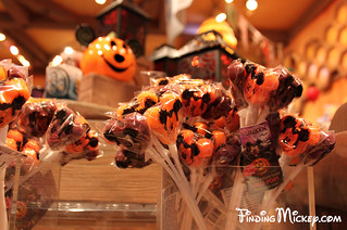 Halloween Time lolli-pops | by Finding Mickey