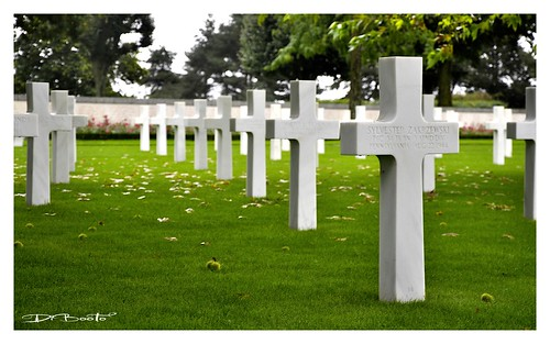 American military cemetery of Saint-Jacques (Normandy France) | by DiBooTo