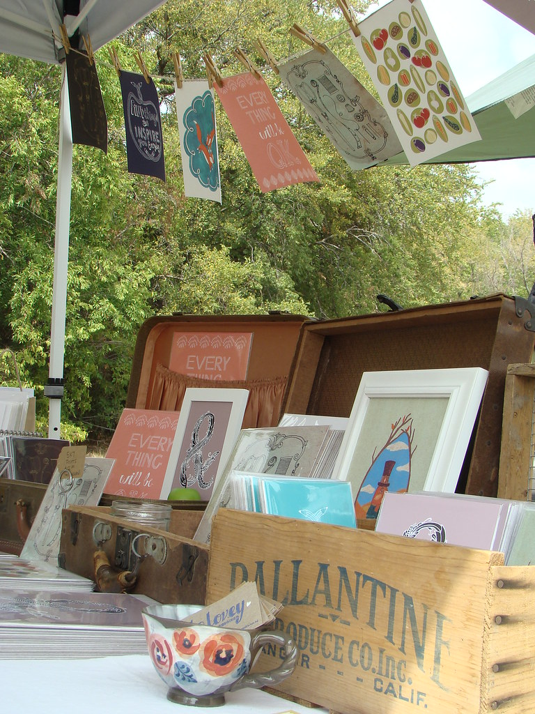 When To Hold A Craft Fair