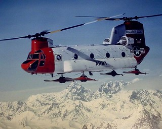 Boeing marks 50th anniversary of Chinook helicopter's 1st flight | by The Boeing Company