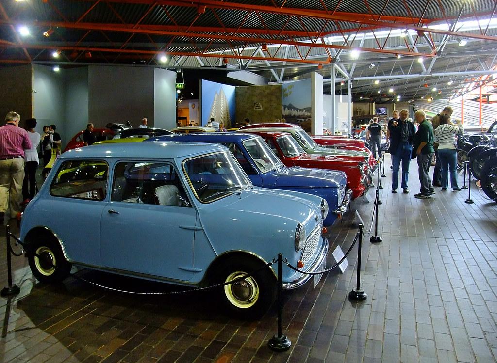 National Motor Museum Beaulieu The National Motor Museum