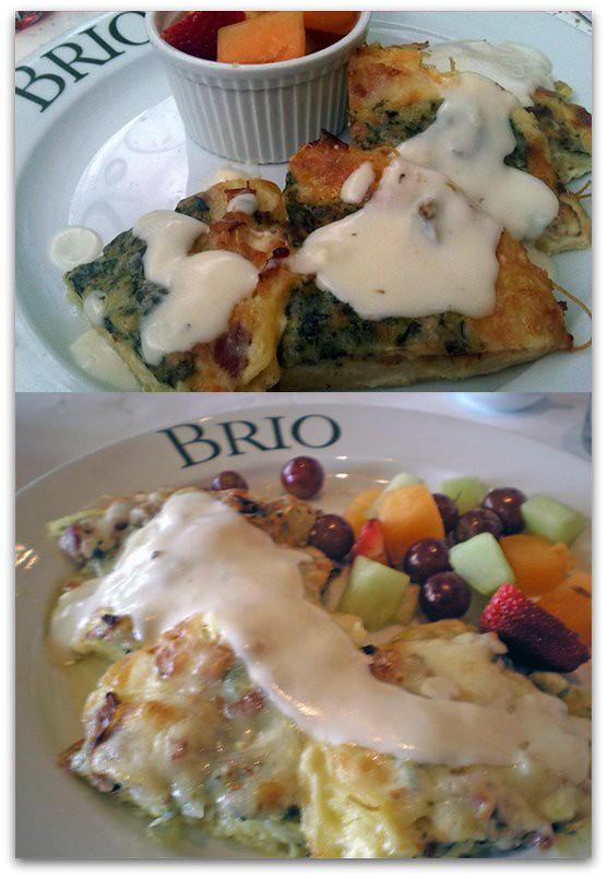 the frittata al forno at brio tuscan grille restaurant rev flickr. Black Bedroom Furniture Sets. Home Design Ideas