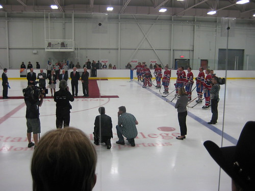 Ouverture Pat Burns Arena 2011 014 | by Molson Coors Canada