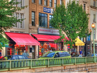 Kramers Bookstore and Afterwards Cafe | by GMills31