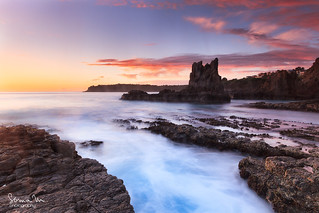 Cathedral Rocks at their finest | by SoniaMphotography