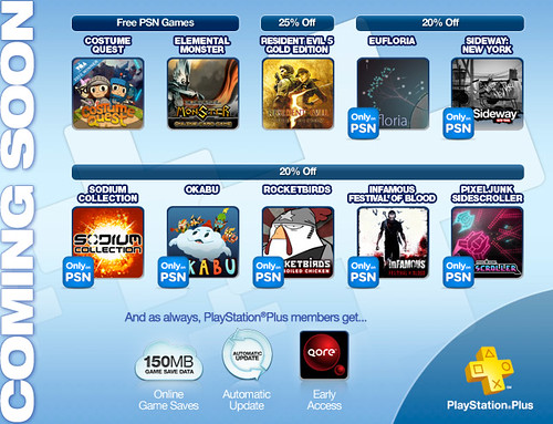 PlayStation Plus October 2011 | by PlayStation.Blog