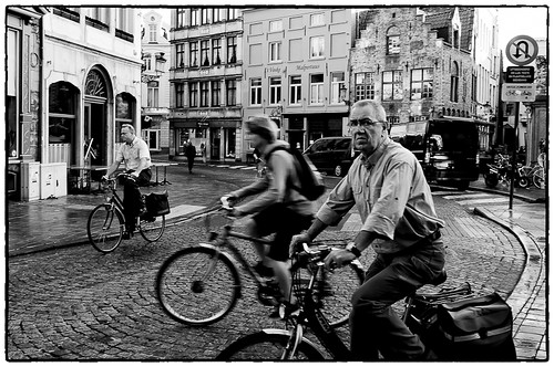 Bruges - A bicyclette ! | by ESchon