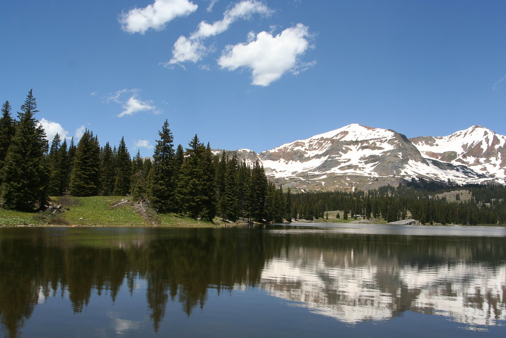 Lake irwin north of crested butte boating non motorized for Crested butte fishing