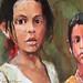Untitled (Children of Bangladesh) detail 2