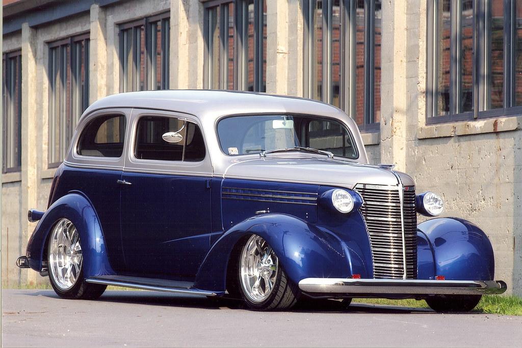 Chevrolet Door Sedan Flickr