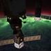 Aurora Australis Over New Zealand, Tasman Sea (NASA, International Space Station, 09/17/11)