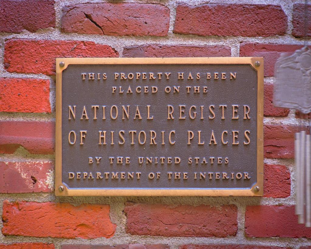 Hobos Bar -- National Register of Historic Places Plaque | Flickr