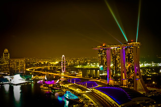 Marina Bay | by F1etch