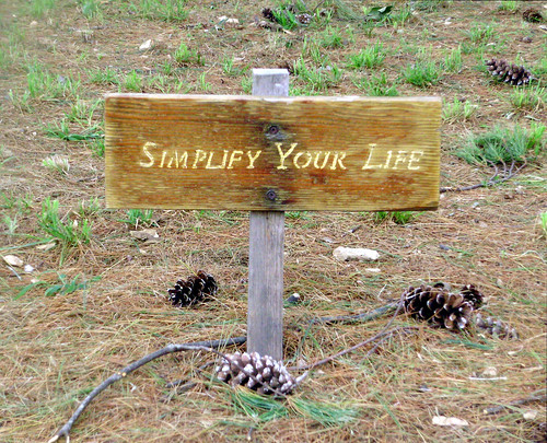Simplify Your Life | by Mullica