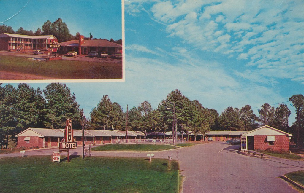 Griffin Motel - Griffin, Georgia