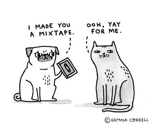mixtape | by gemma correll
