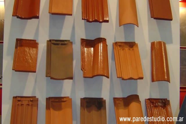 Gran Variedad Y Tipos De Tejas Carlos Paredes Flickr