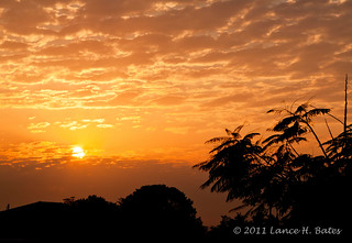 20110924 Sunrise Saturday-7 | by Degilbo on flickr