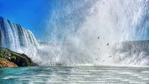 Niagara Falls N.Y. - Maid of the Mist 09 | by Daniel Mennerich
