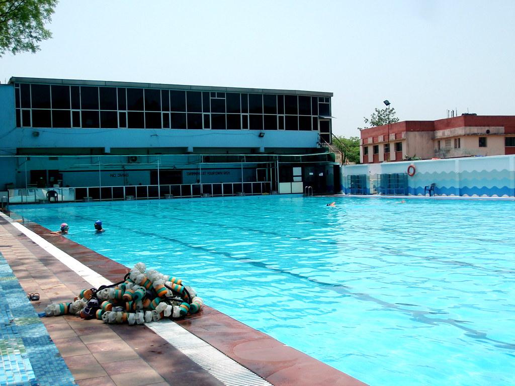 No Membership Swimming Pools In Delhi