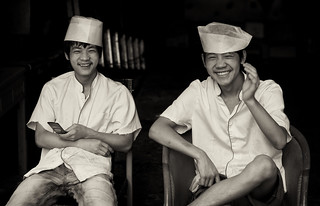 two chefs better than one | by Rob-Shanghai
