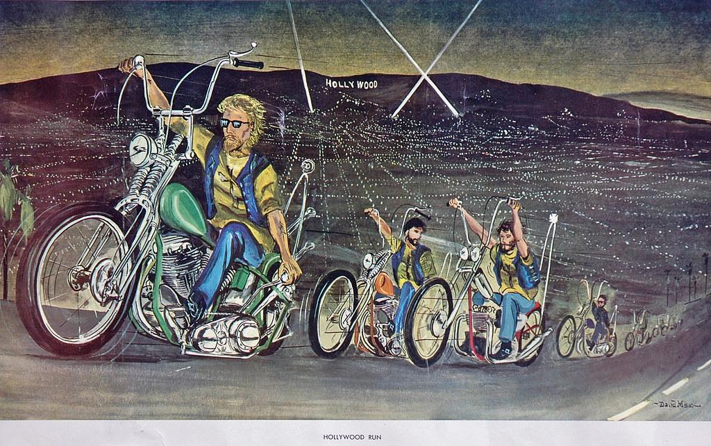 1960s Outlaw Biker Culture   Early work by famed biker ...