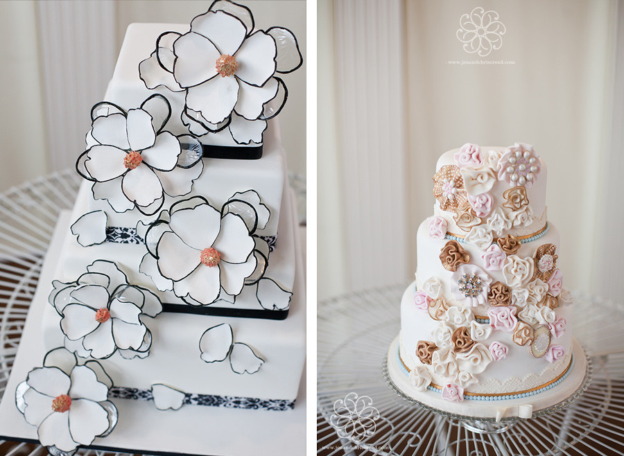 Temperley Inspired Cake And Diy Brooch Cake Two New