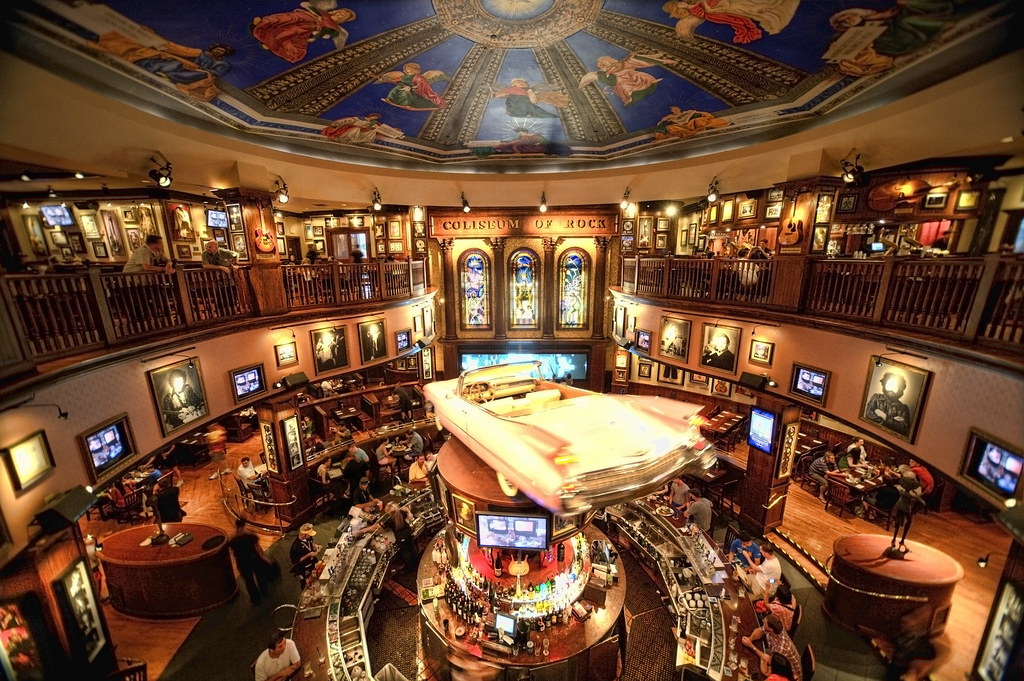Best Seats At The Hard Rock Cafe Orlando Fl Orlando