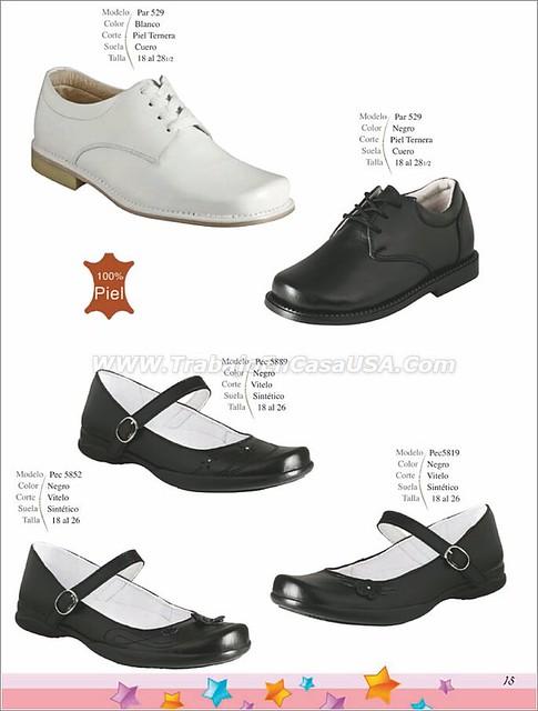 Negocios unidos ofrece trabajo en casa vendiendo por for Zapatos por catalogo
