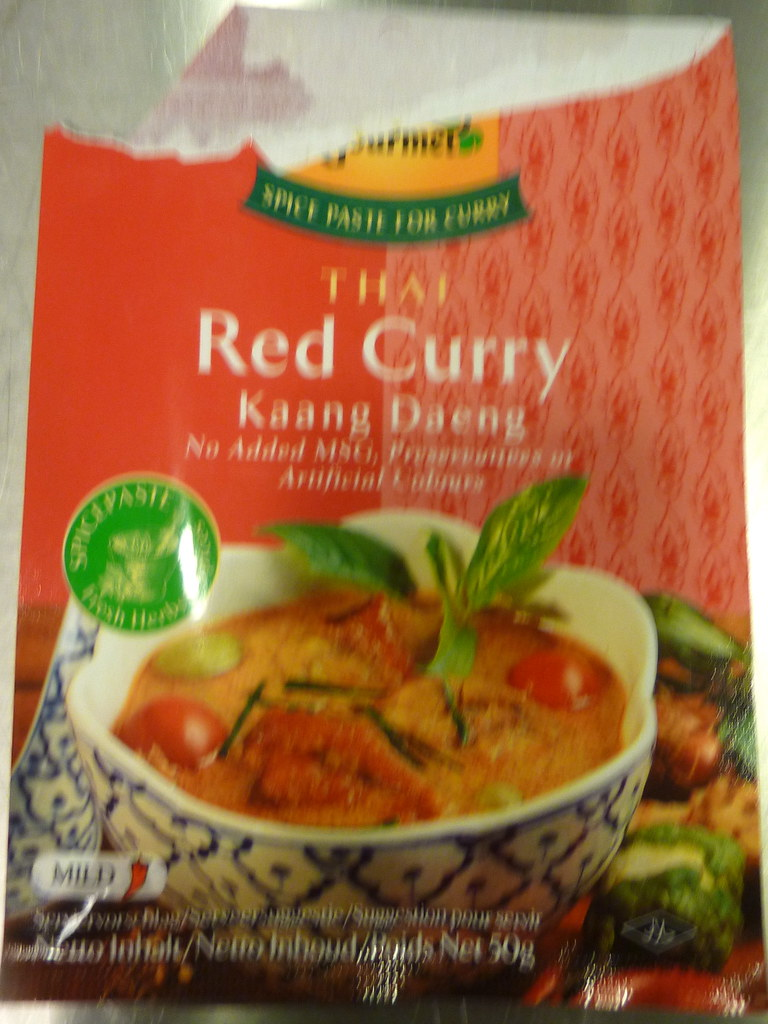 thai red curry paste brand no 5 asian home gourmet winne flickr. Black Bedroom Furniture Sets. Home Design Ideas