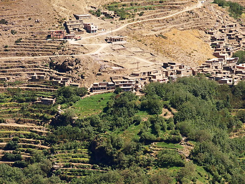 Berber Villages and Terraces in Atlas Mountains, Morocco | by BuzzTrips