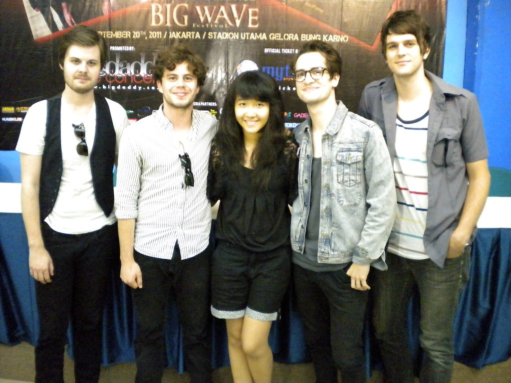 Meet And Greet With Panic At The Disco My Very First Time Flickr