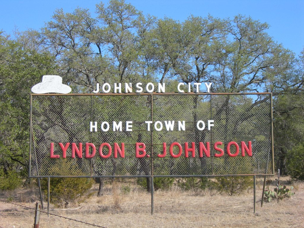 Welcome To Johnson City Texas Jimmy Emerson Dvm Flickr
