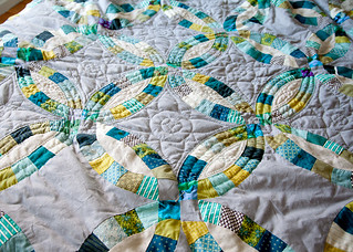 DWR Hand Quilting Detail | by carriestrine