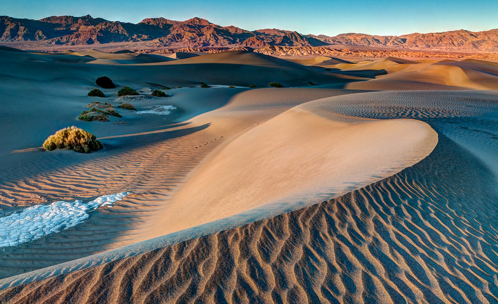 111009 Jtsg 3684 Mesquite Flat Sand Dunes Seen In De Flickr