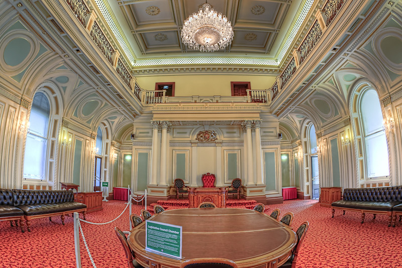 6266409312 dcb4db8bc3 b Rub Elbows With the Powers That Be at Brisbanes Parliament House