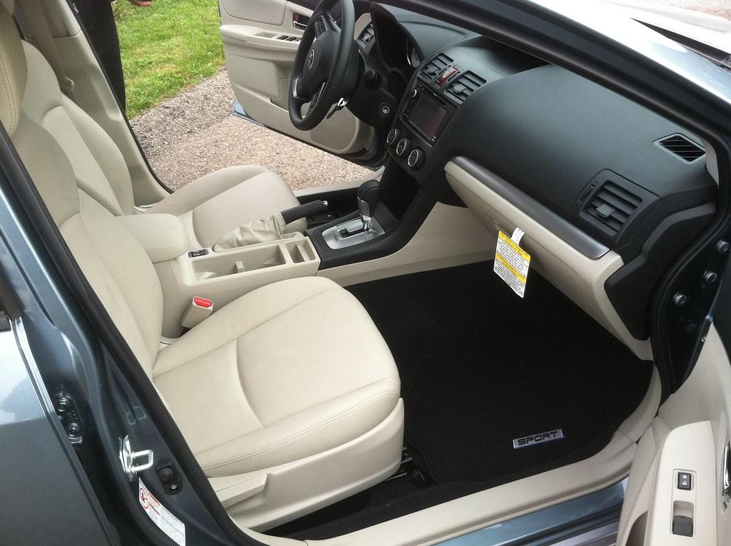 Subaru Of Keene >> 2012 Subaru Impreza Sport Interior | 2012 Impreza Sport Limi… | Flickr