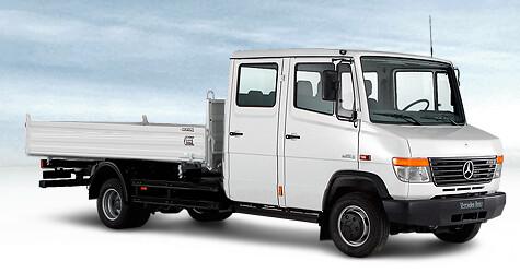 mercedes vario kipper tweedehands bestelwagen camionette. Black Bedroom Furniture Sets. Home Design Ideas