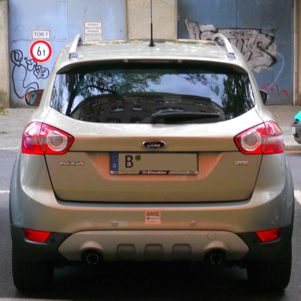 Ford kuga tdci brisbane brown metallic berlin 15 for Brisbane braun metallic ford