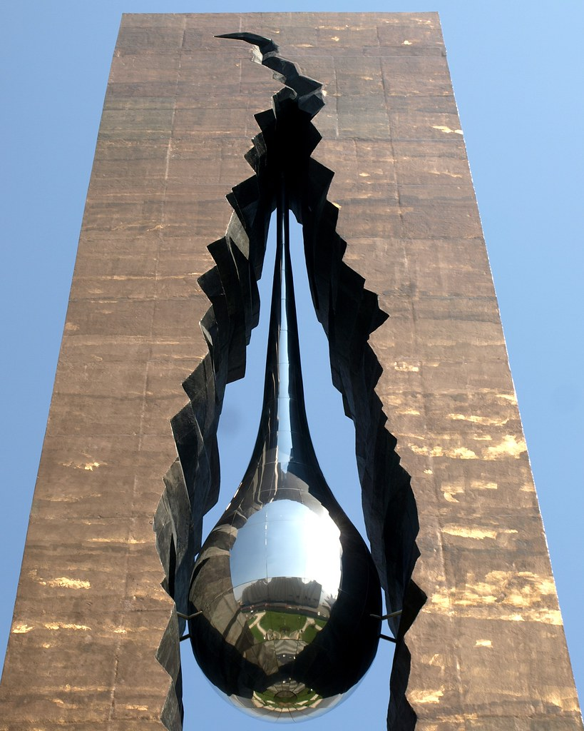 tear of grief 9 11 memorial bayonne new jersey flickr