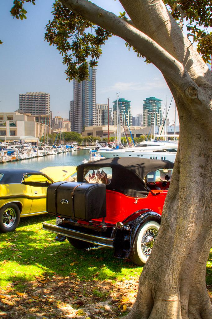 Car Show In San Diego July