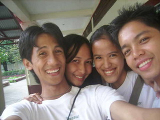 Jaypee, Lecel, Mica and Edmon | by micamyx